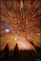 Explosion (Pacifist) Tags: winter japan illumination tunnel shizuoka gotemba zooming blueribbonwinner  tokinosumika 20082009 tokina1116