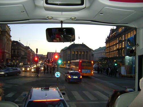 Copenhague by bus por RicSafra.