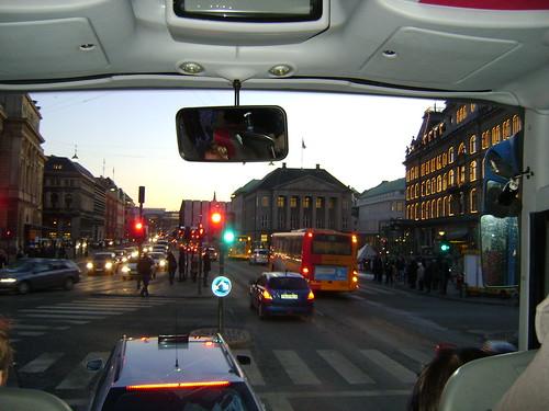 Copenhague by bus por RicSafra.