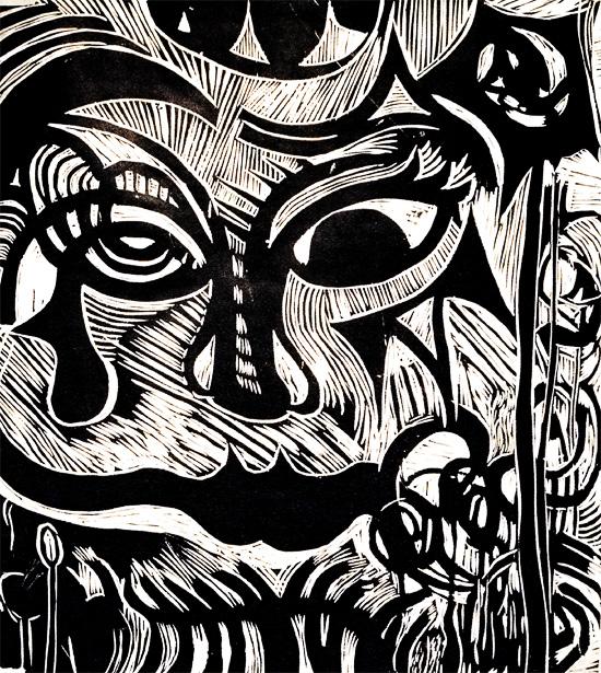 Lábios Negros III