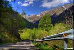 Carretera de montaa (Elsemiguel) Tags: road primavera spring spain carretera catalonia girona catalunya sort catalua gerona elsemiguel