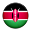 Flag of Kenya PNG Icon