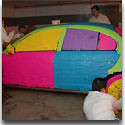 Post-it all over Jaguar Type-2