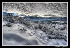 Hawrań - Belianske  Tatras (Mariusz Petelicki) Tags: winter snow landscape zima hdr śnieg canonefs1022mm 3xp canon400d tatrybielskie hawrań mariuszpetelicki vosplusbellesphotos beliansketatras