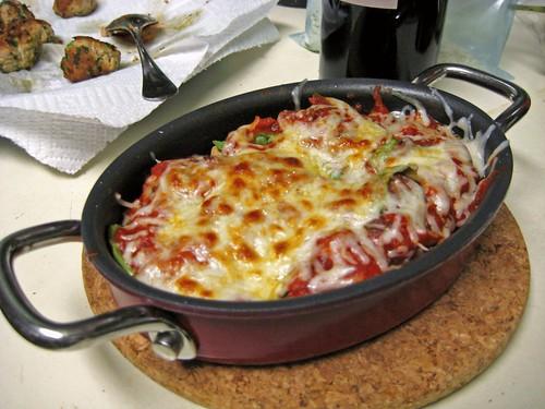 meatball mushroom casserole recipe