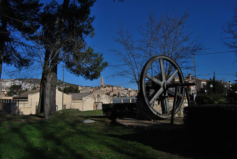 La roda i Bocairent