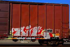 Oil (All Seeing) Tags: graffiti ibm cod eec epc oiler