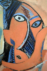 Picasso, Mask