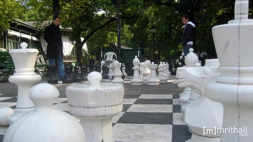 Geneva - Park des Bastions