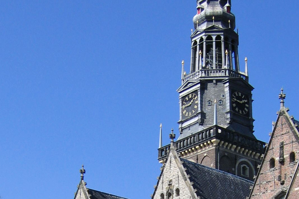 The Old Church (Oude Kerk), Amsterdam