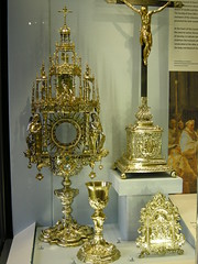 Jewelled Monstrance