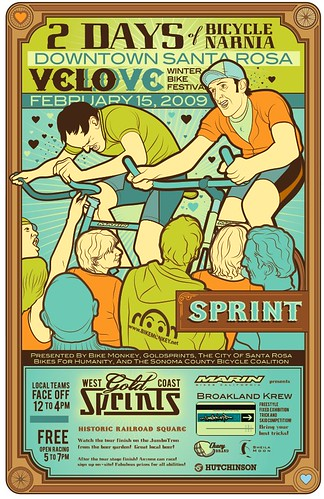 Velove GoldSprints