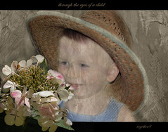 ~ through the eyes of a child ~ (together8) Tags: flower texture child spirit ps cubism throughtheeyesofachild platinumphoto nikond40 visiongroup betterthangood llovemypic artofimages together8 artistictreasurechest imagesforthelittleprince