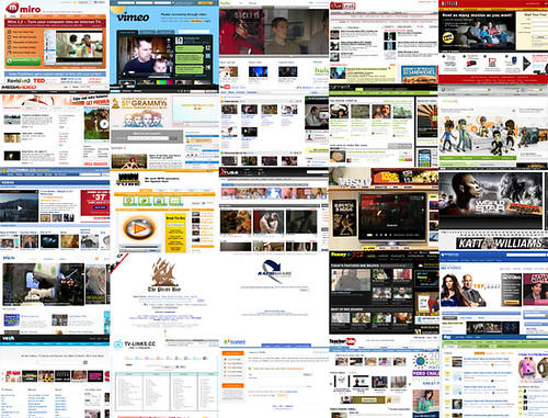 25 ways to watch video online