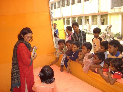 Pratham Books: Bihar Reading Improvement Program