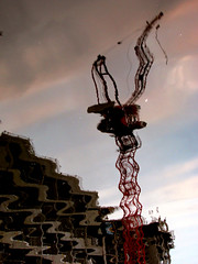 If Dali built cranes (Yersinia) Tags: distortion abstract building london public water geotagged canal crane explore regentscanal e safe guessed wavy guesswherelondon londonguessed buildingsite craneporn e14 faved travelcard urbanabstract towerhamlets zone2 londonset londonbylondoners ccnc interestingness100 salmonlane photographical yersinia postcoded londonpool urbanfragmentspool postedbyyersinia northoftheriver northofthames geo:lon=0034214 londonreflections inygm geo:lat=51515366 urbanabstractsset urbanabstractspool salmonlanelock canonpowershotsx110is gwlg guessedbymisterpeter decafaved gwl2009 londonboroughcollection towerhamletspool