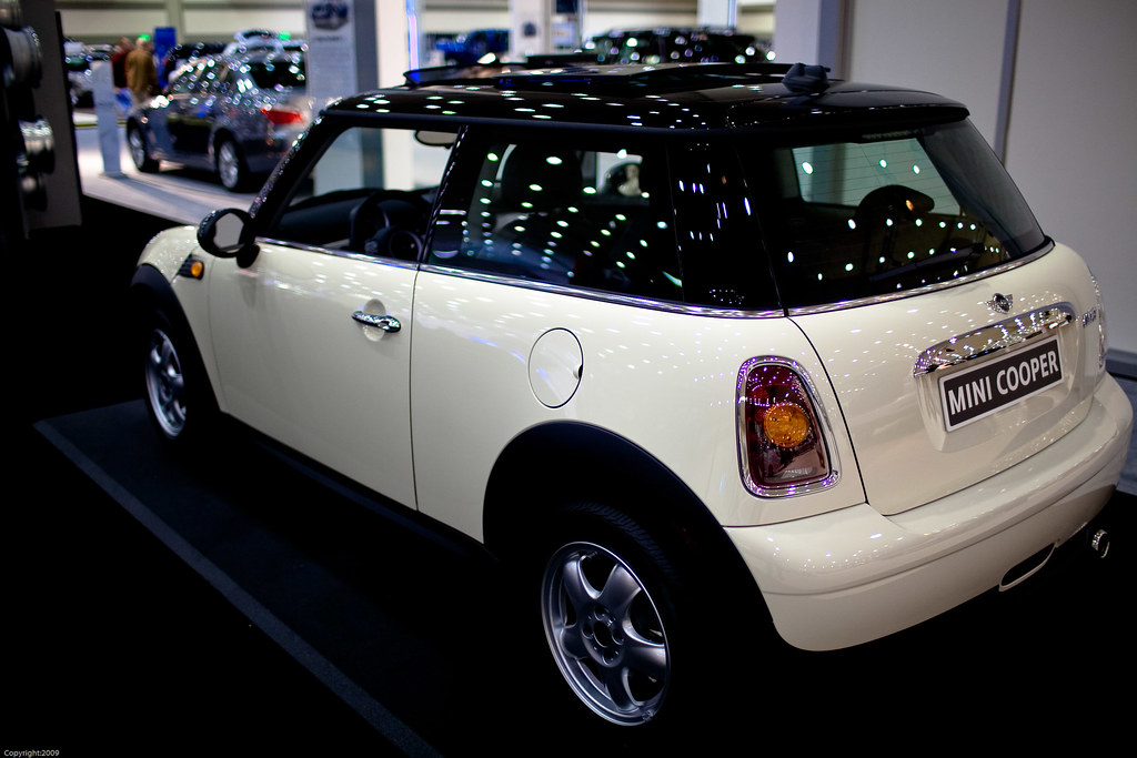 Mini Coopers (1 of 5)