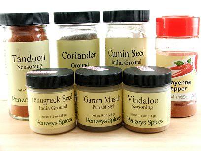 Tikka Masala Sauce - Spices