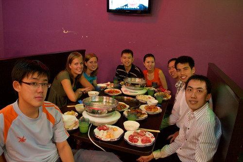 Steamboat in Singapore