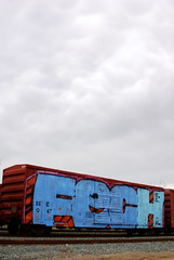 Fech (All Seeing) Tags: graffiti eec allseeing wholecar