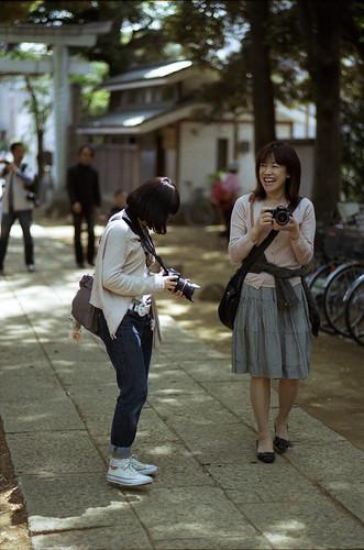 Film de 諏訪神社 #3