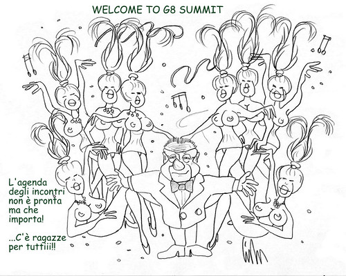 Welcome to G8 Summit