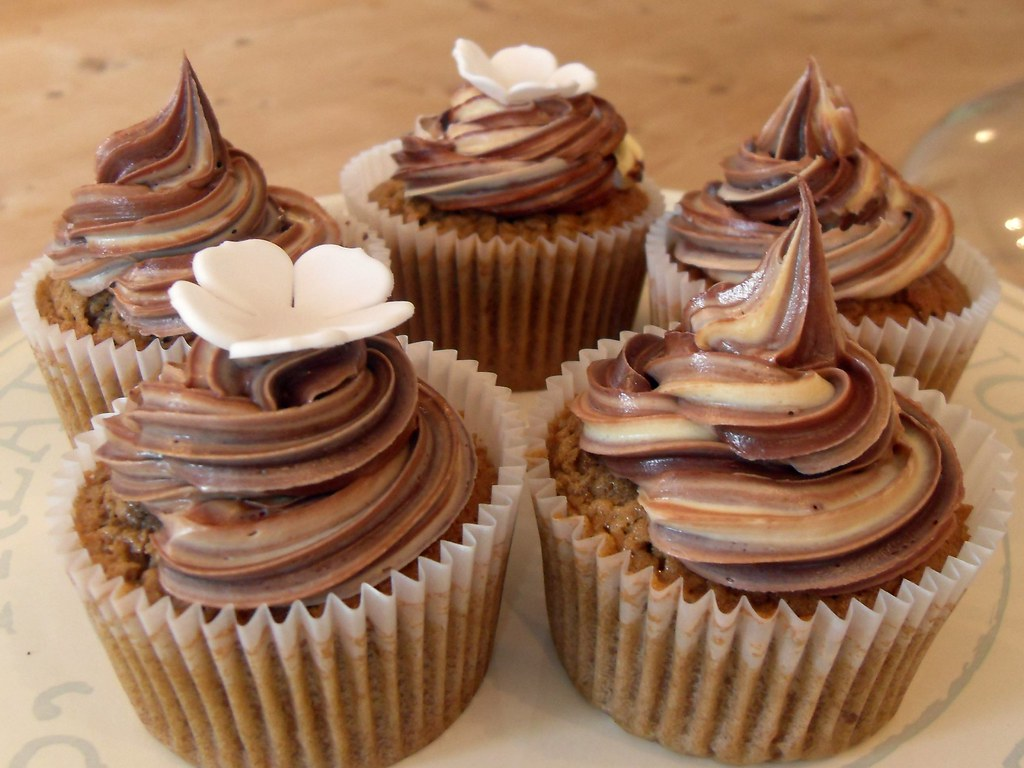 Cupcakes Take The Cake: 5 coffee cupcakes and a recipe link to wish ...