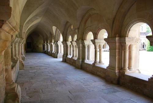 Fontenay Abbey (36) - jimforest