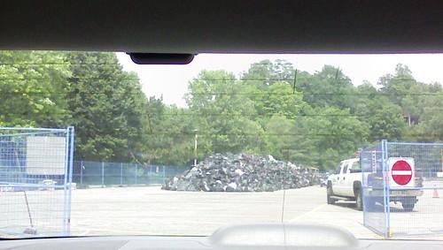 Toronto Strike, Sunnybrook Garbage Dump
