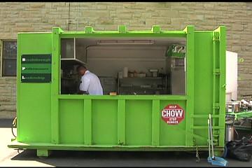 Dumpster Kitchen. Image courtesy of WBMG