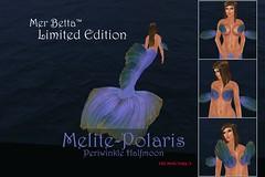Mer Betta™ Limited Edition Melite-Polaris Periwinkle