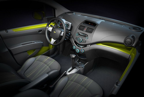 Autoalert Chevrolet Spark
