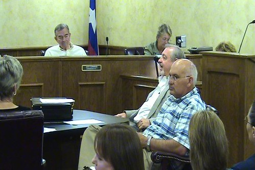Somervell County Commissioners Court July 13 2009 by you.