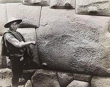 12-angled stone