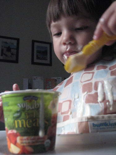 Stonyfield YoBaby Meal