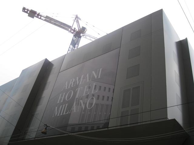 Armani Hotel 2