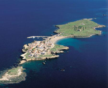 Aventura pirata en la Isla de Tabarca