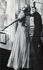 "Grace Kelly in ""High Society"", 1956 (thefoxling) Tags: highsociety gracekelly"