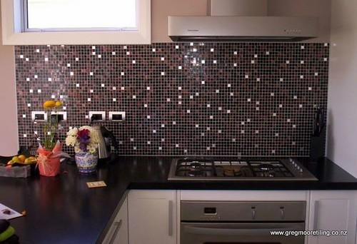Kitchen Tiled Splashback