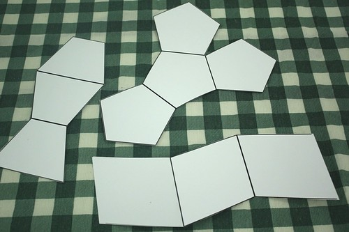 minibook folding templates