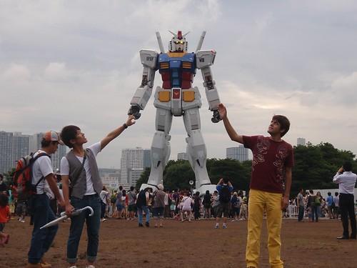 Gundam Papá