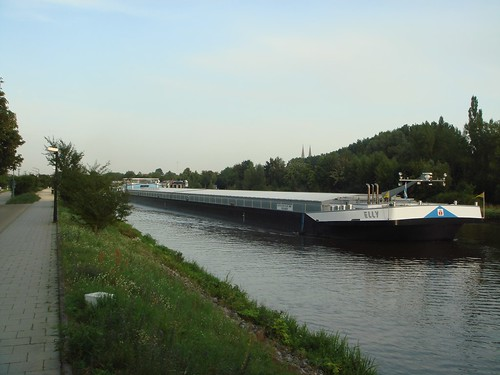 Donau i Regensburg