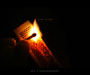 flicker of hope (alvin lamucho ©) Tags: light fire hope flickr sparkle flame match flicker matchstikcs flickerofhopestrike alvinlamuchokuwaitmiddleeastcanon450d