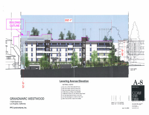 Proposed Grandmarc Westwood project