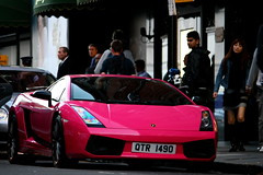 Laborghini Gallardo Superleggera. (Tom Daem) Tags: london gallardo arabs superleggera laborghini