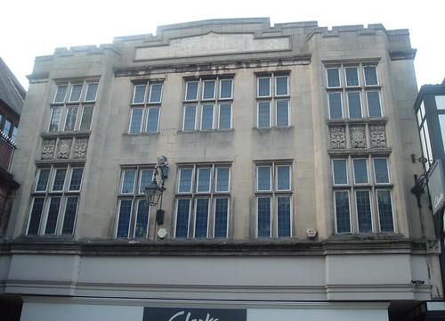 Burton's, Chester