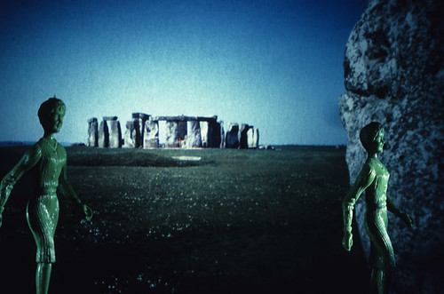 laurie simmons tourism green stonehenge