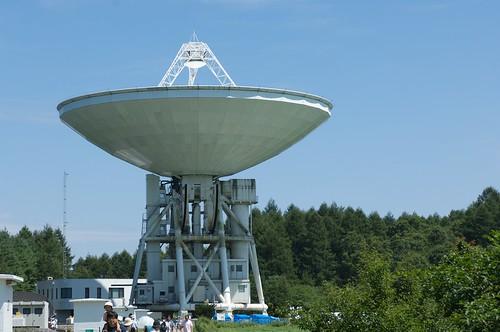 野辺山45m電波望遠鏡