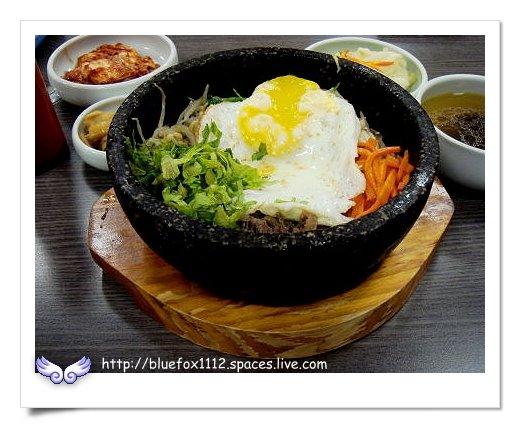 090809韓味館08_牛肉石鍋飯
