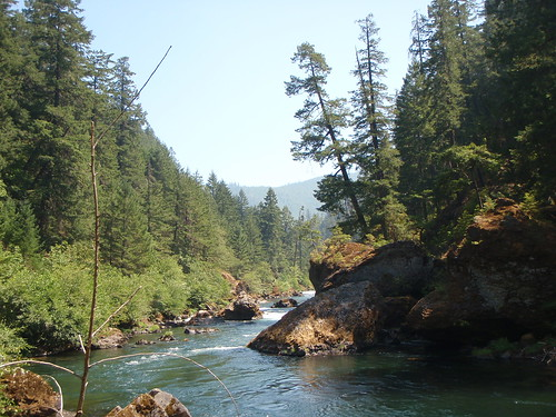 North Umpqua River Summer